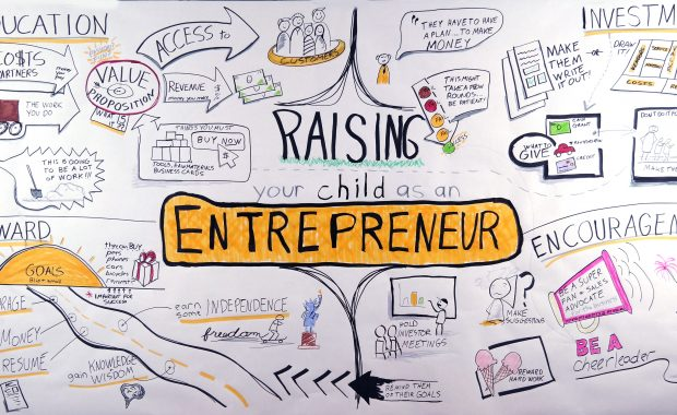 Building a Kid Entrepreneur