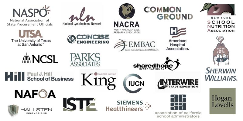 list of organizations that big paper strategy has served